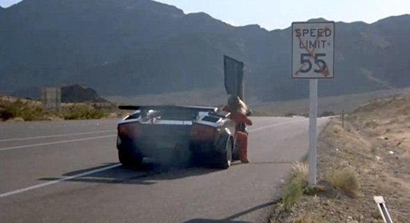 Cannonball Run Lamborghini
