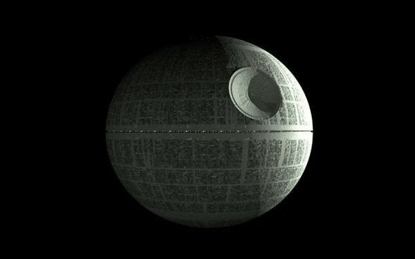 Blow up the Death Star