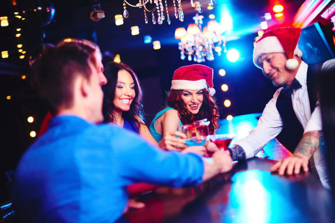 Nine Company Holiday Party Ideas