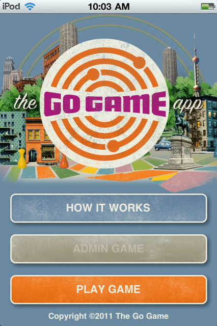 The Go Game Launches iPhone App at SXSW
